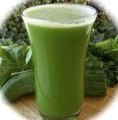 Diabetic Friendly Juice Recipe: Green Fibre. This is a juice packed with fibre and vitamins. Click through to get your recipe.