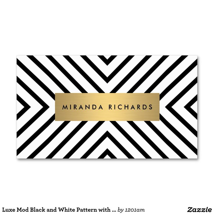 54 best Business Cards: Pattern images on Pinterest | Business ...