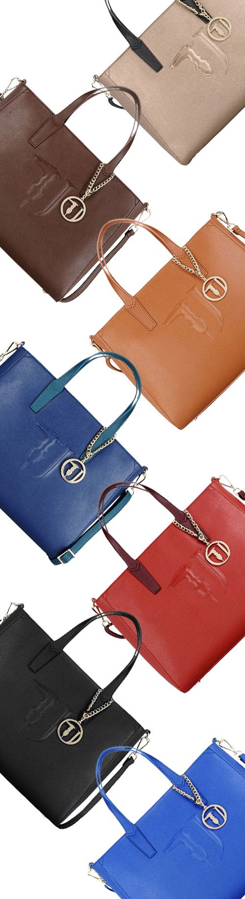Discover the TRUSSARDI JEANS Bags collection: bit.ly/TJ_Bag