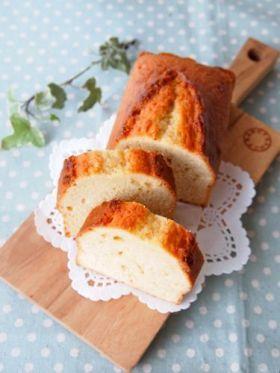 「和三盆パウンドケーキ」Kaori | お菓子・パンのレシピや作り方【corecle*コレクル】