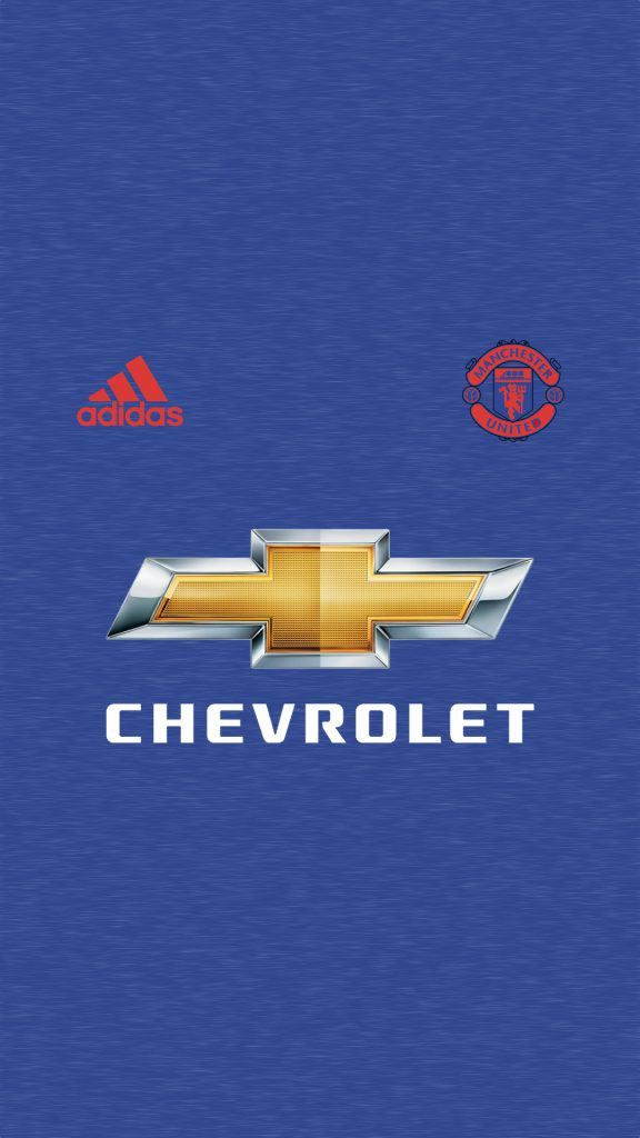 Adidas Manchester United Chevrolet