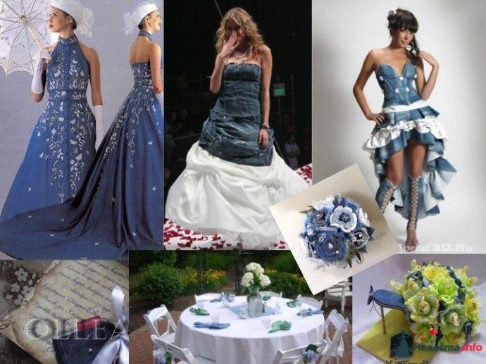 Джинсовая свадьба – яркое и стильное торжество!
