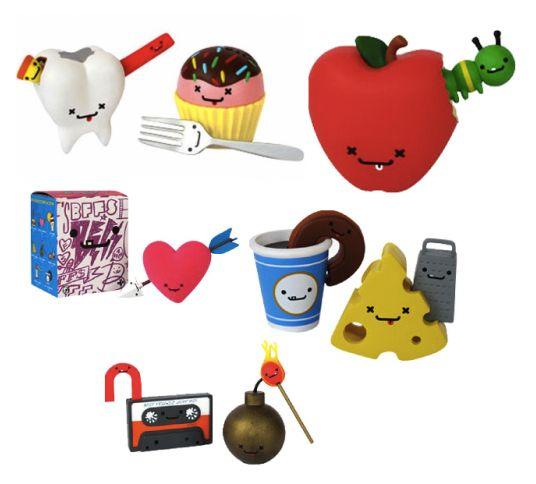 Kidrobot Bff Blindbox Greed Pinterest Home Products