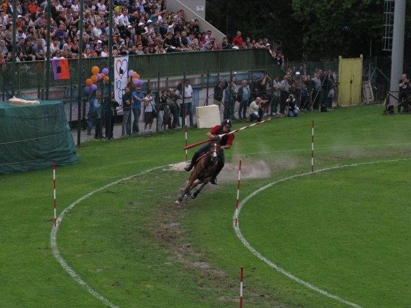 Corsa all'Anello, Narni (TR), Umbria