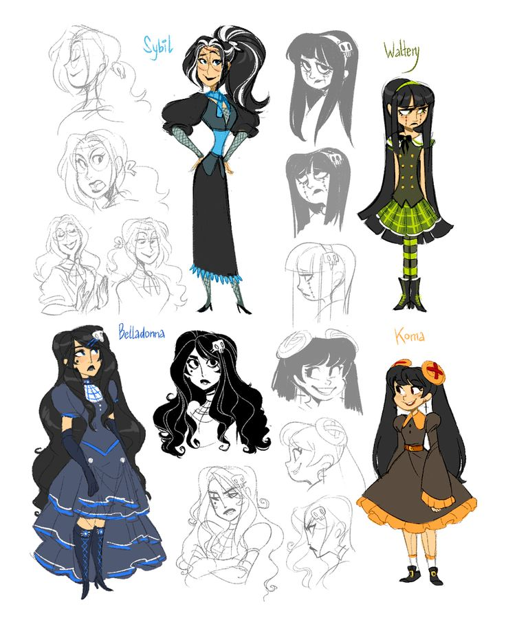 105 best Character Design images on Pinterest Character - character reference
