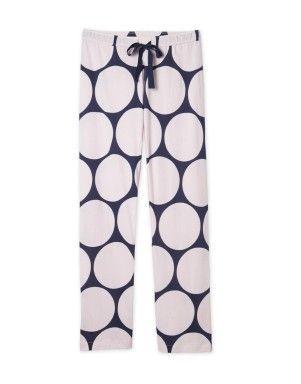 Circle Print Pyjama Pant | Woolworths.co.za