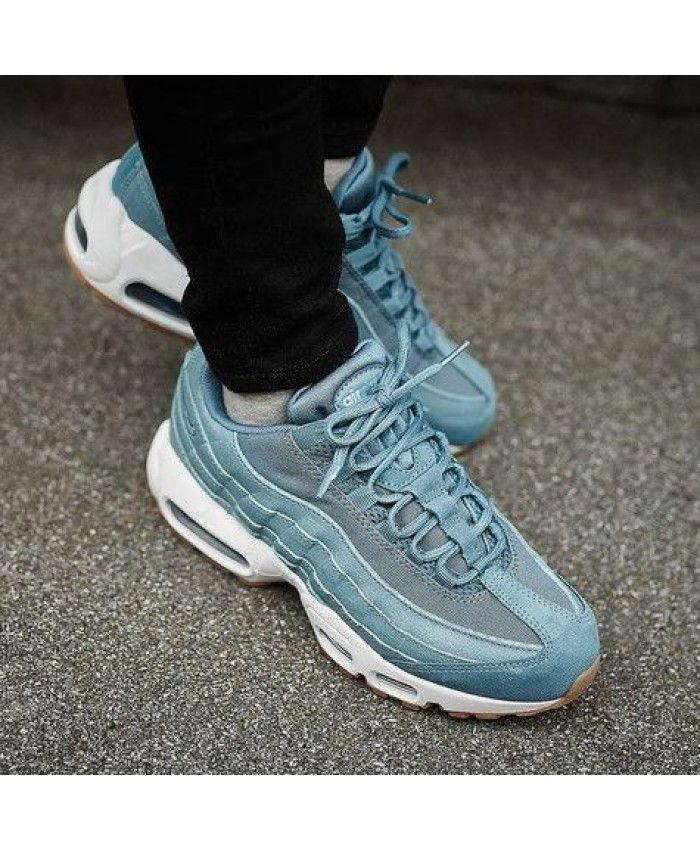 0e968a163afc Nike Air Max 95 Perfect Blue Sale