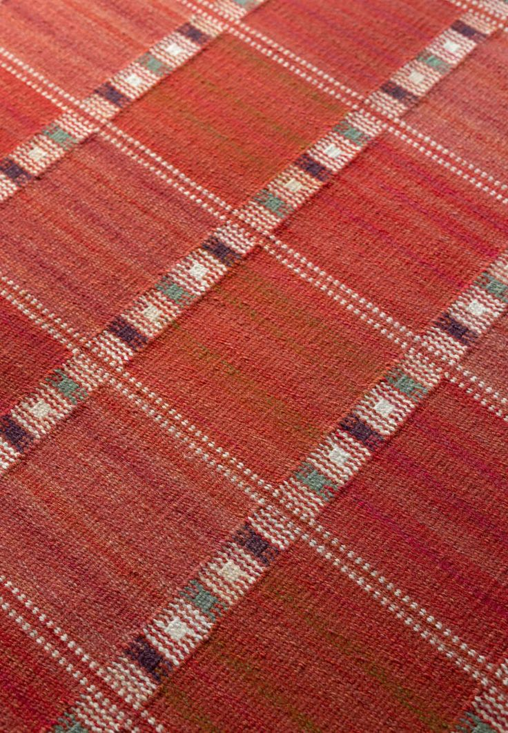 Märta MååsFjetterström Rugs on carpet, Fine rugs
