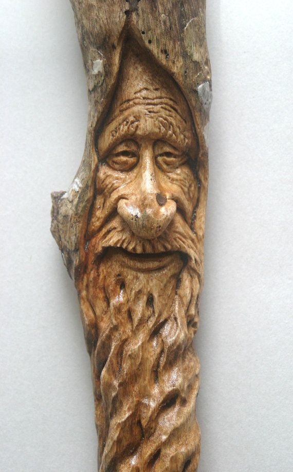 Best tree faces ideas on pinterest carving