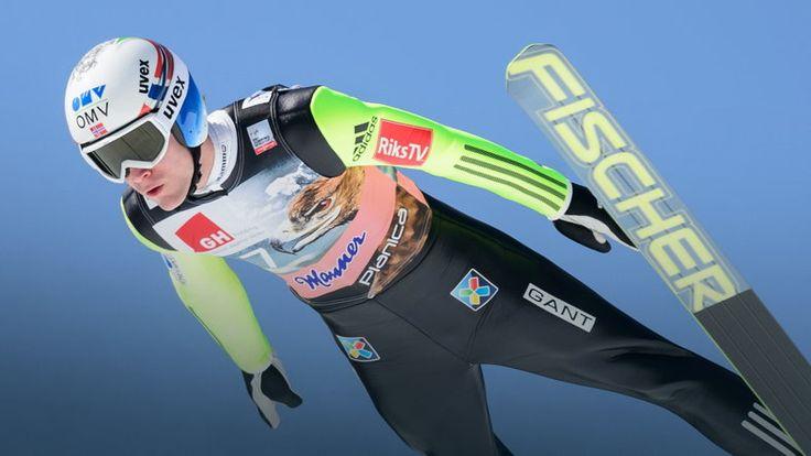 Skoki narciarskie: norweski skoczek wywołał burzę w mediach