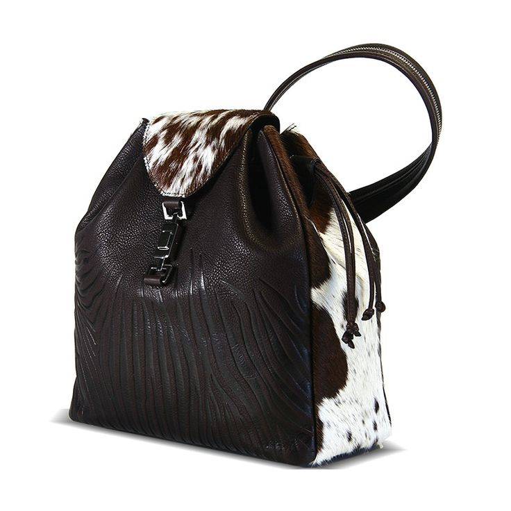 nguni backpack, part of the UNTAMED collection