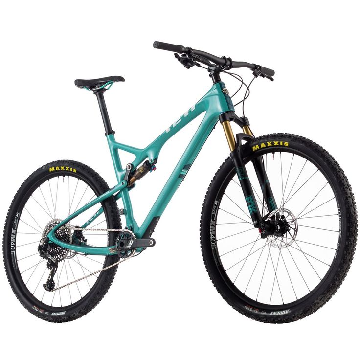 Yeti Cycles ASR Turq X01 Eagle Complete Mountain Bike - 2017 ✅ Some of us want a purebred XC rocket that prizes climbing speed over everything else, while others want a bit of enduro heritage and descending acumen in t