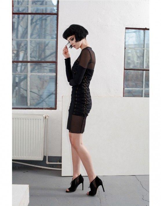 Shop the Helix Dress http://www.murmurstore.com/product/helix-dress/