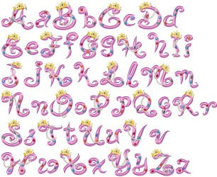 342 best images about tattoo fonts on pinterest script for Girly font tattoo
