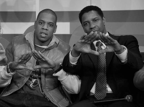 Jay-Z & Denzel Washington