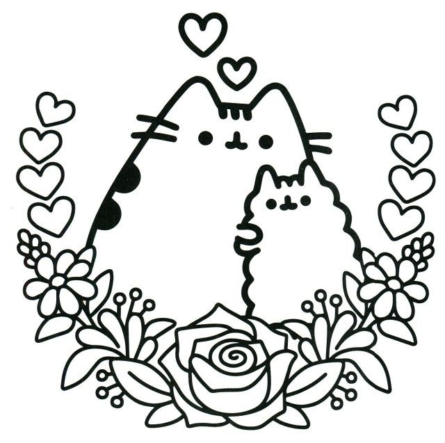 25 Inspired Photo Of Pusheen Cat Coloring Pages Entitlementtrap Com Unicorn Coloring Pages Pusheen Coloring Pages Cat Coloring Page