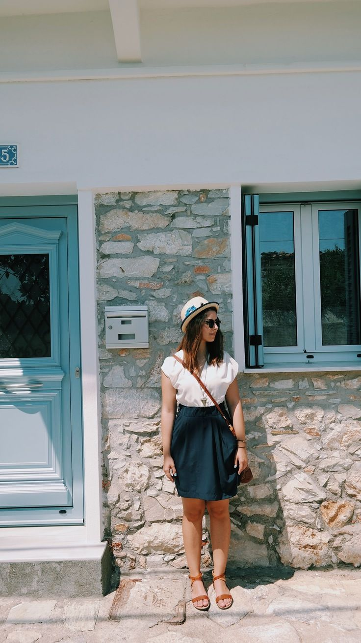travel journal in #skyathos #Greece #summer ⚓️