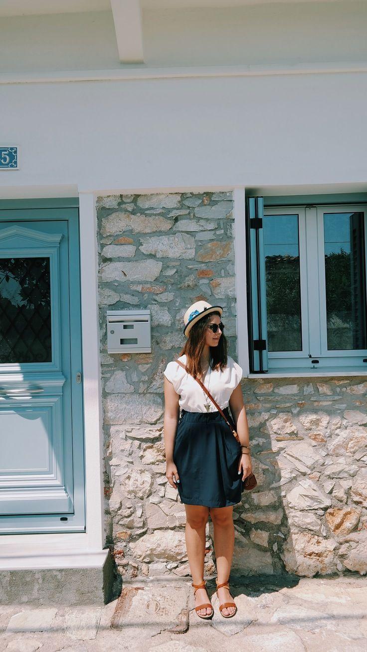 travel journal in #skyathos #Greece #summer ⚓️