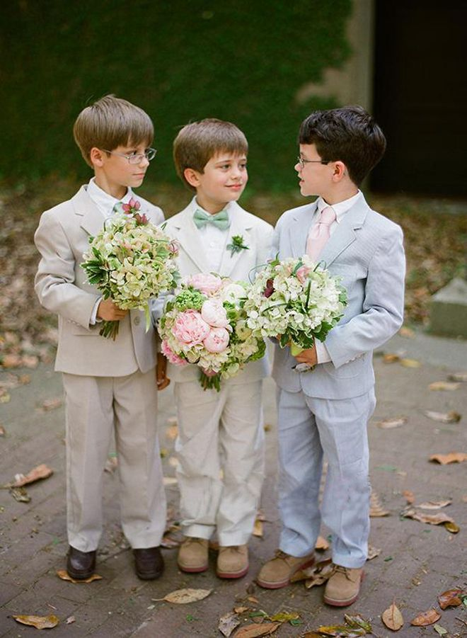 Weddings + Kids - Belle the Magazine . The Wedding Blog For The Sophisticated Bride