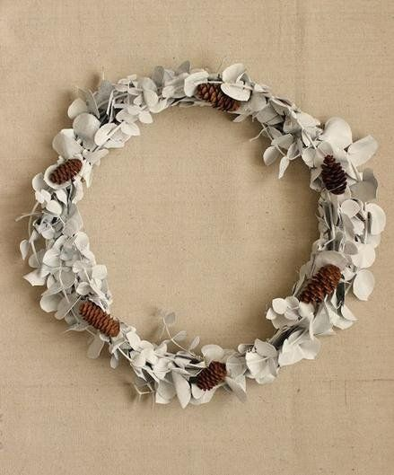 15 Festive DIY Holiday Wreaths | At Home - Yahoo Shine