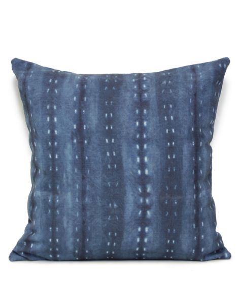 Cityscape has been lovingly hand dyed recreating the ancient Japanese technique of Shibori, then digitally printed by Sparkk. Available at The Pattern Collective