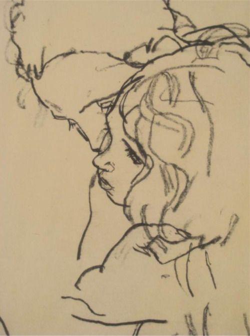 afroui: Egon Schiele