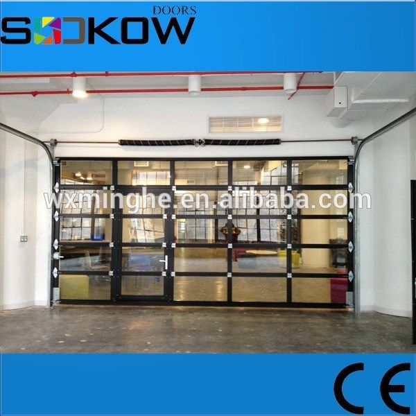 glass sliding door with pedestrian access glass panel garage doorglass garage door for sale buy glass garage door with pedestrian door