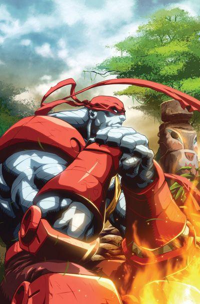 Age of Apocalypse (Earth-295) Colossus