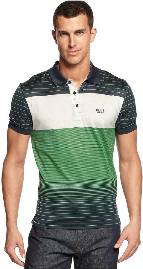 Hugo Boss Polo Shirt, Paddy Polo
