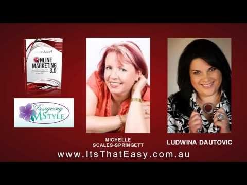 It's That Easy - Online Marketing 3.0 | Michelle Scales-Springett Interview