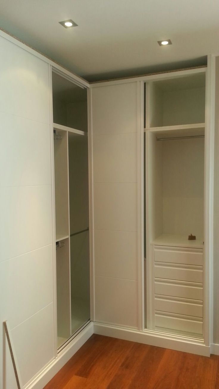 Mejores 100 im genes de interiores de armario en pinterest - Armario en l ...