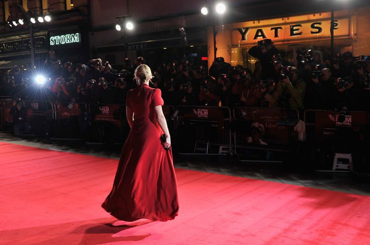 Kate Winslet at the London Film Festival premiere of Labor Day