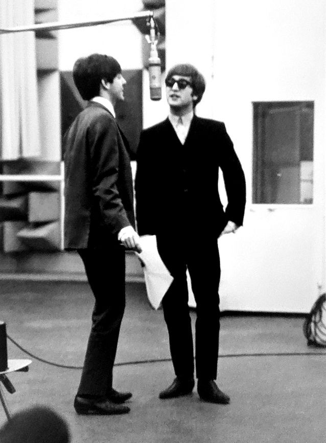lennon and mccartney relationship