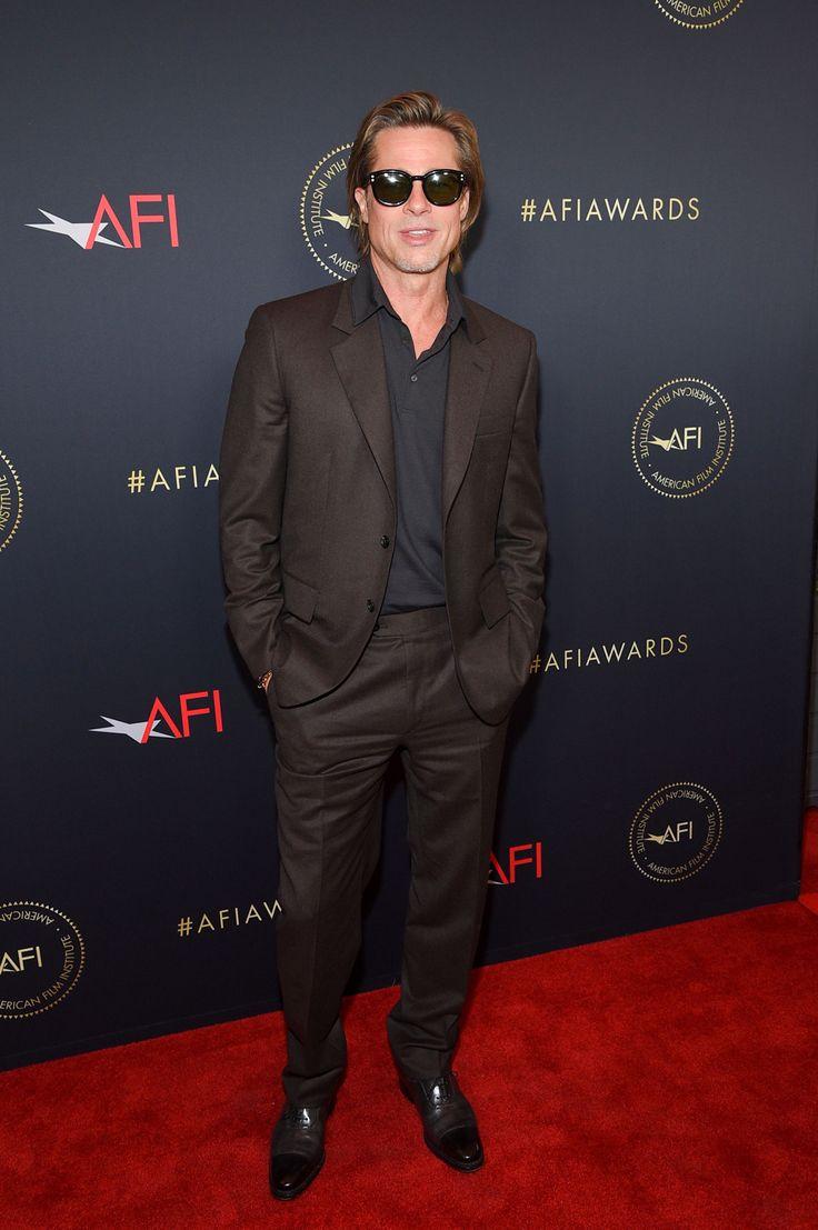 Brad Pitts Hunkiest Photos Since Angelina Jolie Split in