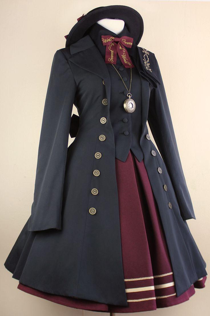 A Gothic Lolita's Memoir                                                                                                                                                                                 More