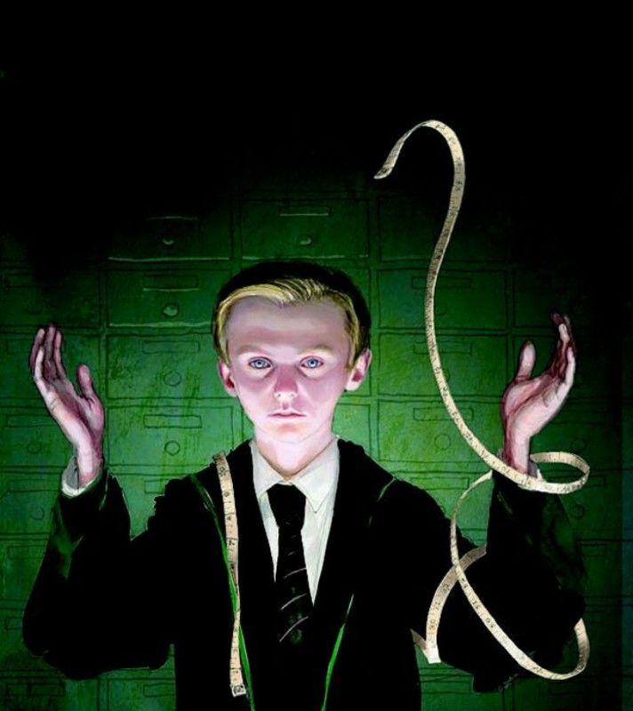 Волшебные иллюстрации книг о Гарри Поттере • НОВОСТИ В ФОТОГРАФИЯХ