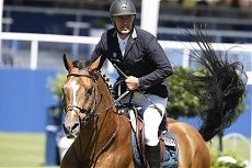 Cascais, Estoril 2014 Gallery - LONGINES GLOBAL CHAMPIONS TOUR - Roger-Yves Bost #showjumping