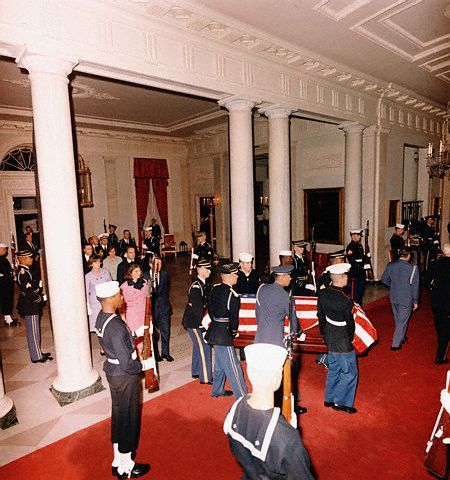 the changes that followed after assassination of president john f kennedy Edited by alex constantine  to kill president john f kennedy however, dean was unable to provide any evidence to back up his claim  two fake books.