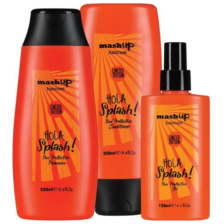 www.hairproductsaward.it | Hola Splash - MashUp Haircare