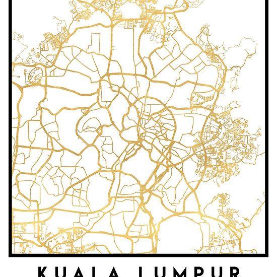 kuala lumpur tourist map pdf