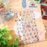 Fancy Doraemon Sticker