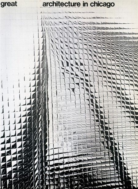 Tomoko Miho, Great Architecture in Chicago, 1967