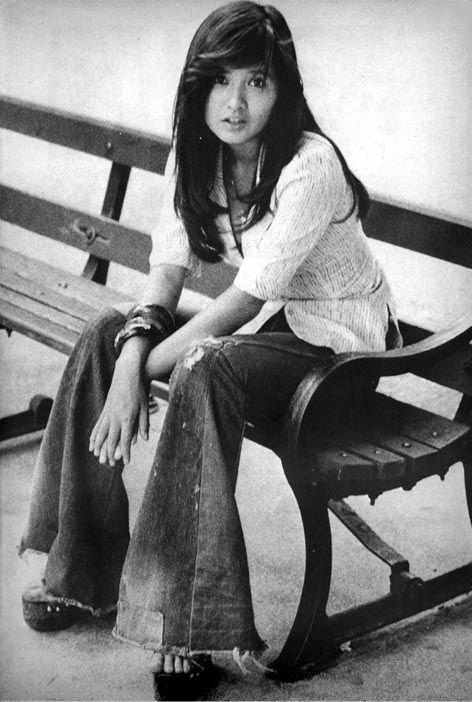 Fubuki Jun (風吹ジュン) 1952-, Japanese Actress