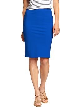 Women's Jersey Pencil Skirts | Old Navy