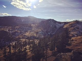 "CO Rockies ""foothills"""