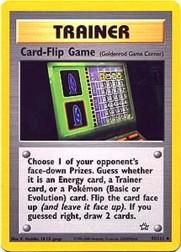 Buy 2000 Pokemon Neo Genesis Unlimited #92 Card-Flip Game U from Beckett.com. This card is manufactured by Wizards Of The Coast & graded by Raw Grade. You can purchase this card at only $.65. Subscribe to Pokemon price guide to get the latest and updated value of your pokemon cards. For more info visit: https://marketplace.beckett.com/item/218/2000-pokemon-neo-genesis-unlimited-92-card-flip-game-u_22194465