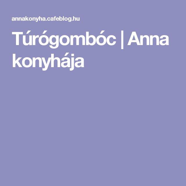 Túrógombóc | Anna konyhája