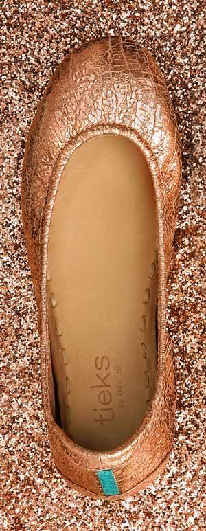 Rose Gold Tieks! I'm in love!! I am a Tieks Girl and proud of it!! @tieks