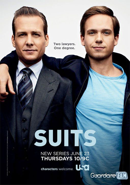 Suits streaming ita: http://www.guardarefilm.tv/serie-tv-streaming/5137-suits.html