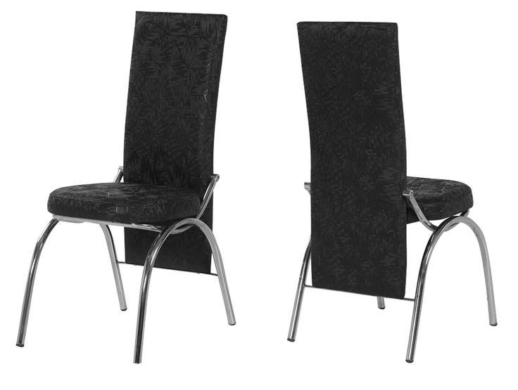 Mutfak Sandalyelreri : S 55 Siyah Sandalye